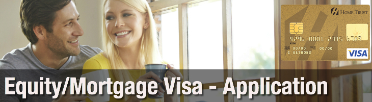 Apply for a Visa Credit Card