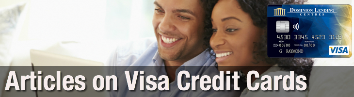 Visa Credit Cards for Canada Articles
