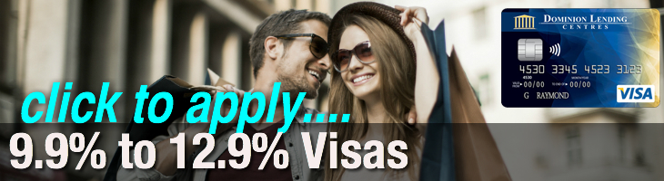 Apply for a Low Interest Visa Credit Card